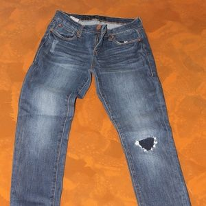 STS Blue Amy Ankle Skinny Jeans size 7